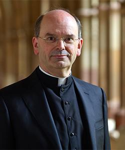Regens: Weihbischof Robert Brahm